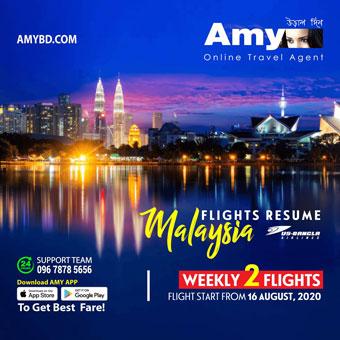 Amy – Malaysia